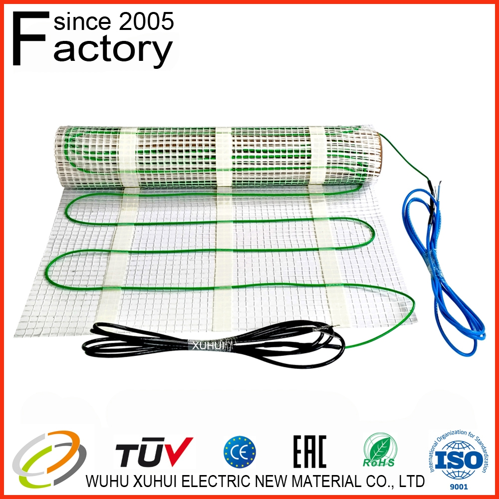 FHMS Floor heating mat single conductor