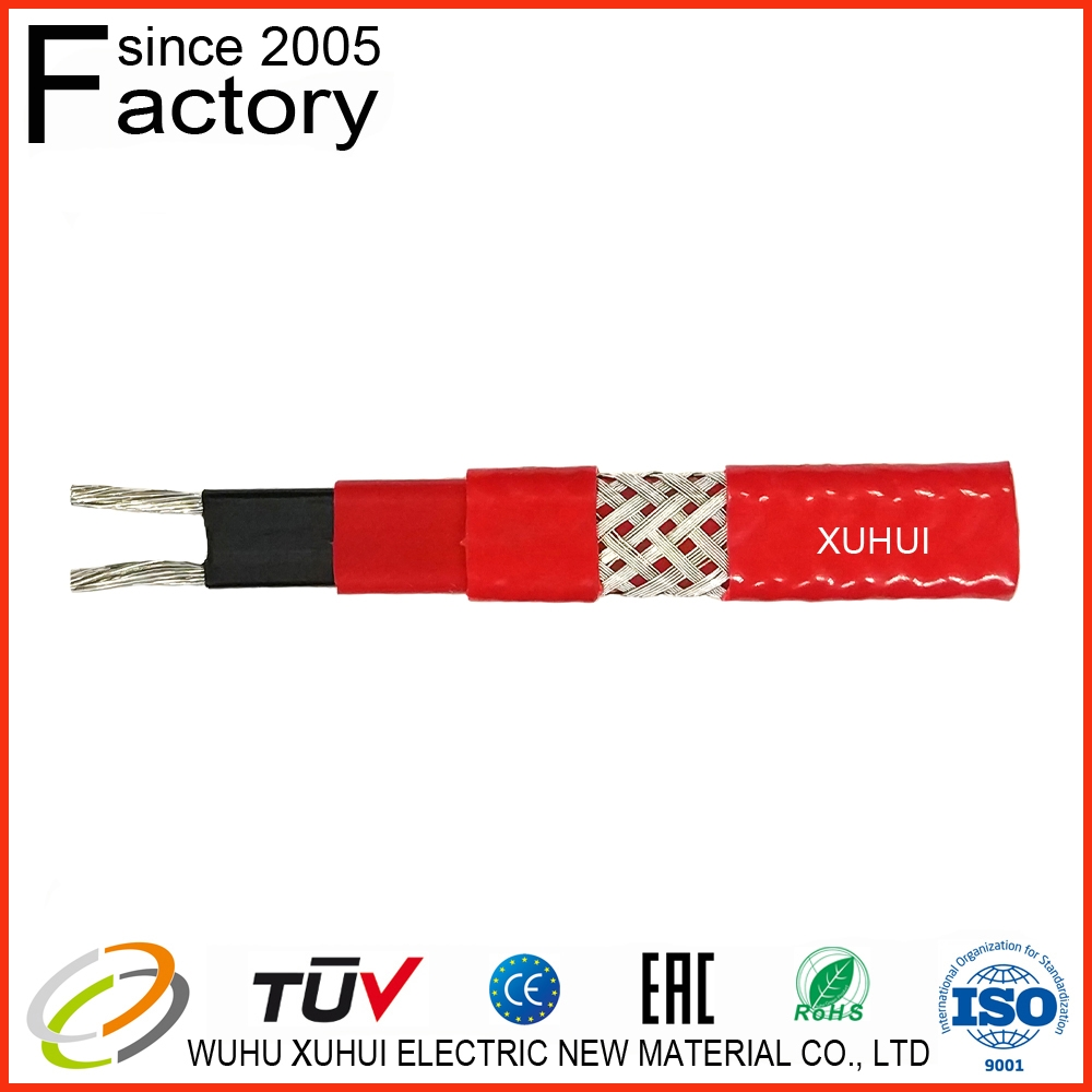 HTV Self-regulating heating cable