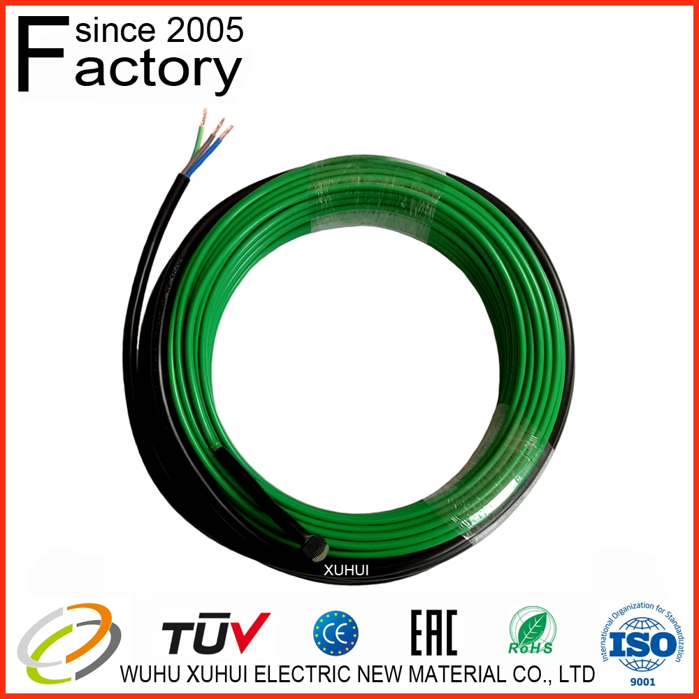 FHCT Floor heating cable Twin conductor
