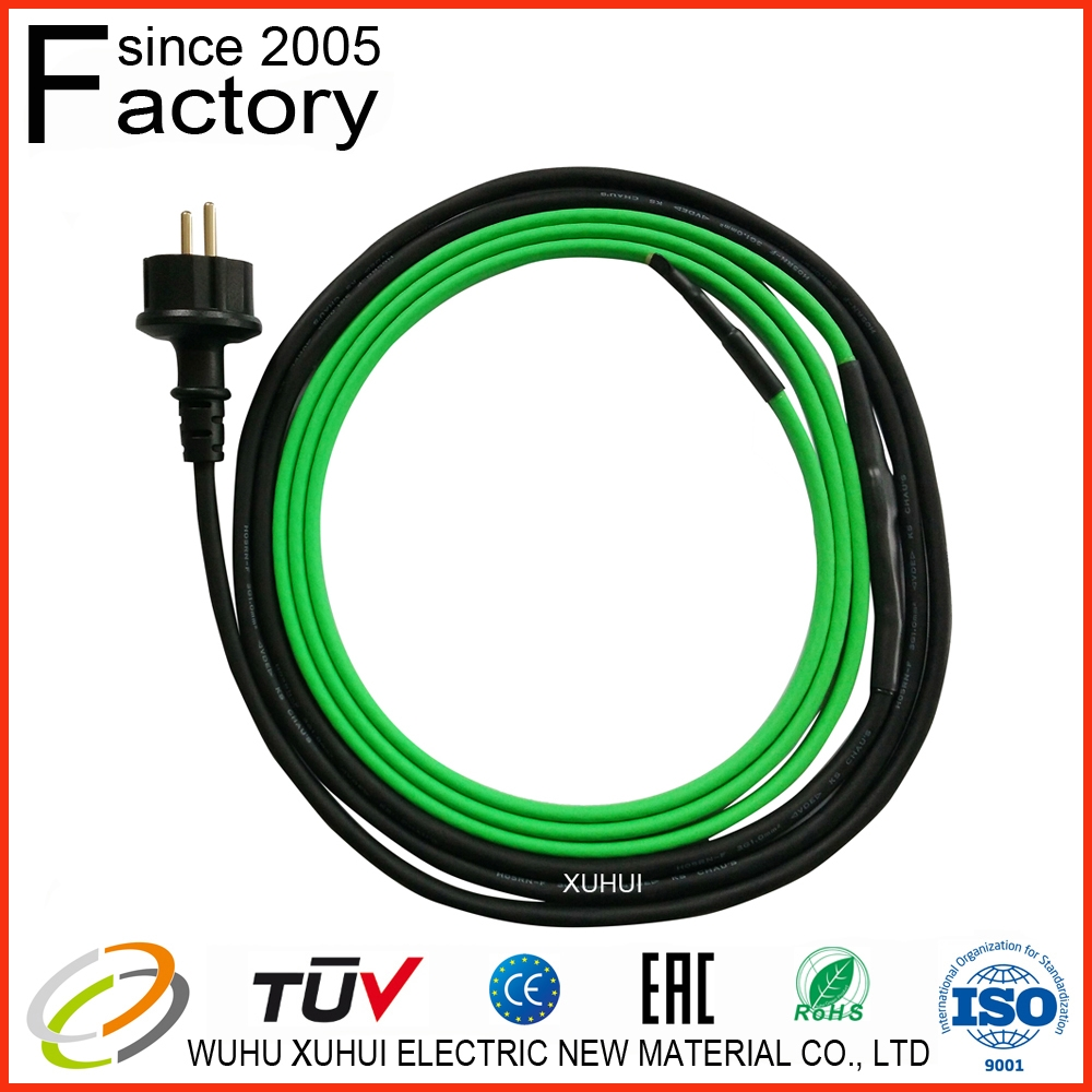 MLTV KIT Self-regulating heating cable kit