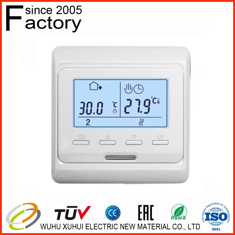 TS716 Weekly programming thermostat