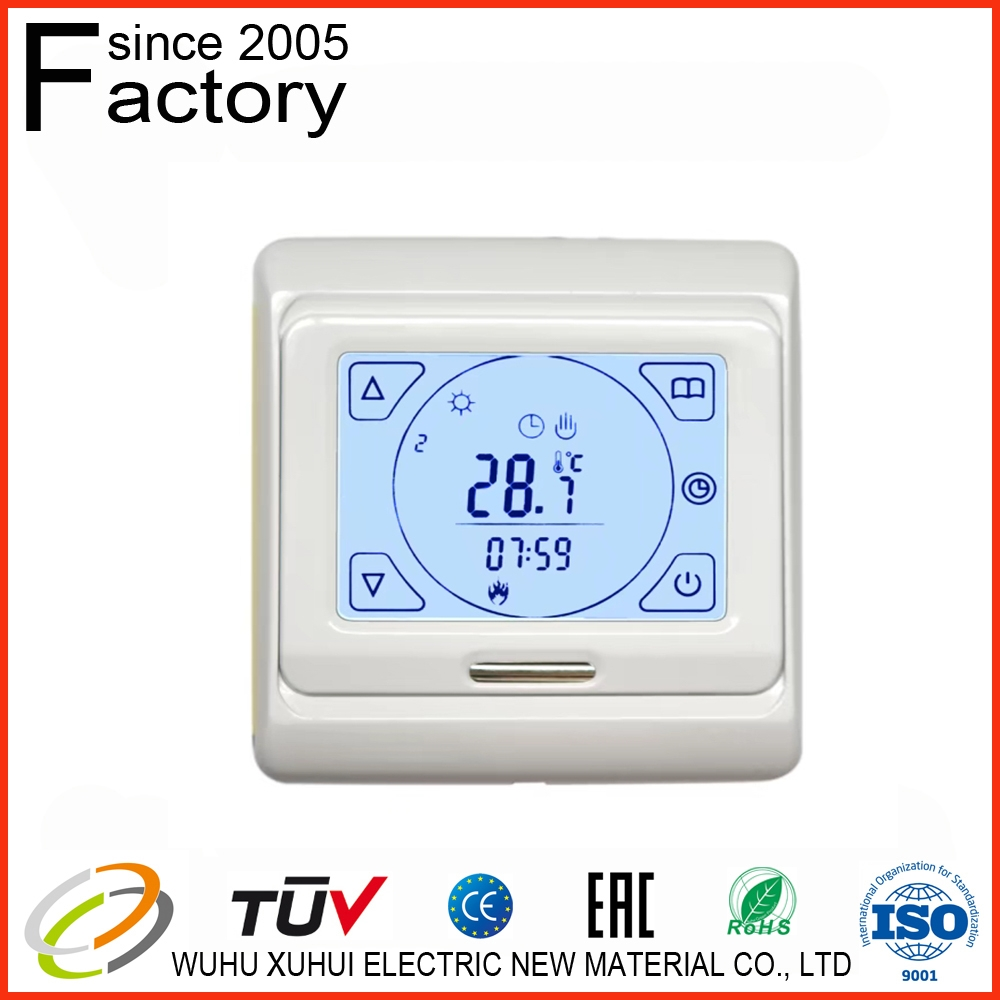 TT716 Touch Screen Programming Thermostat