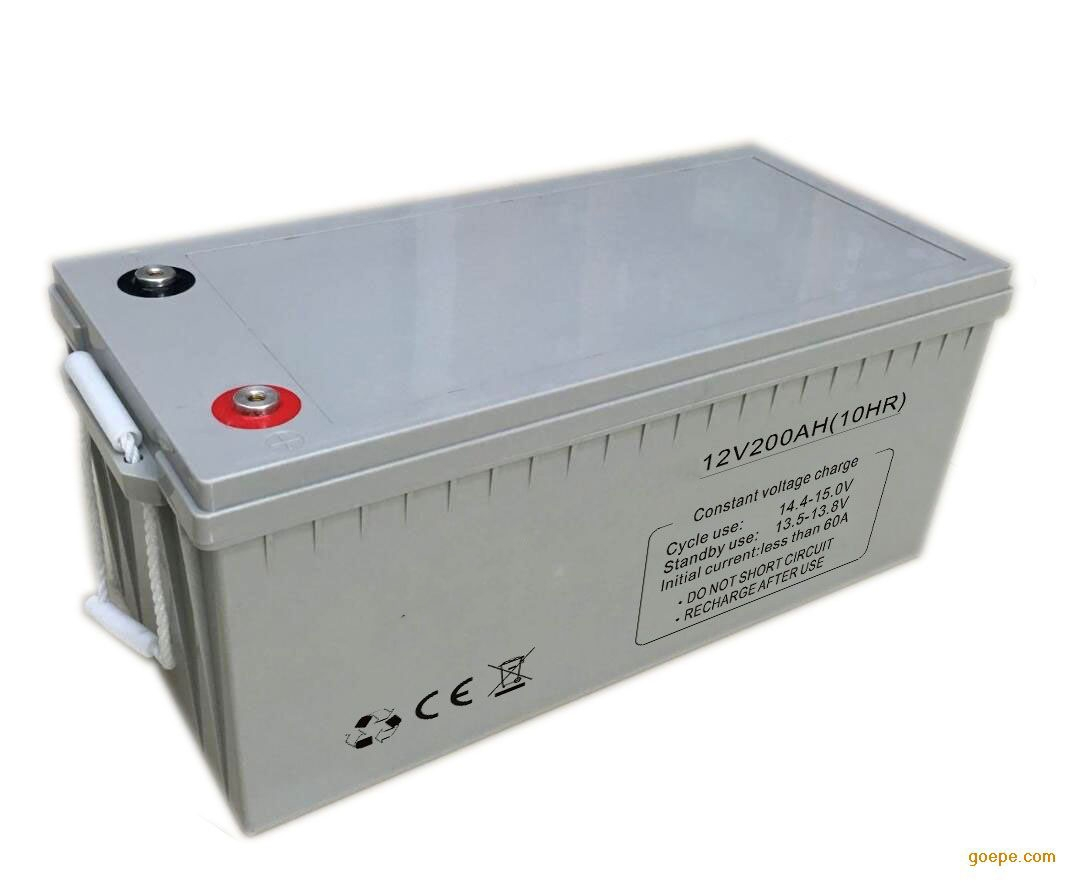 Storage Battery 12V 200ah  lead acid Pb-acid storage battery for Inverter