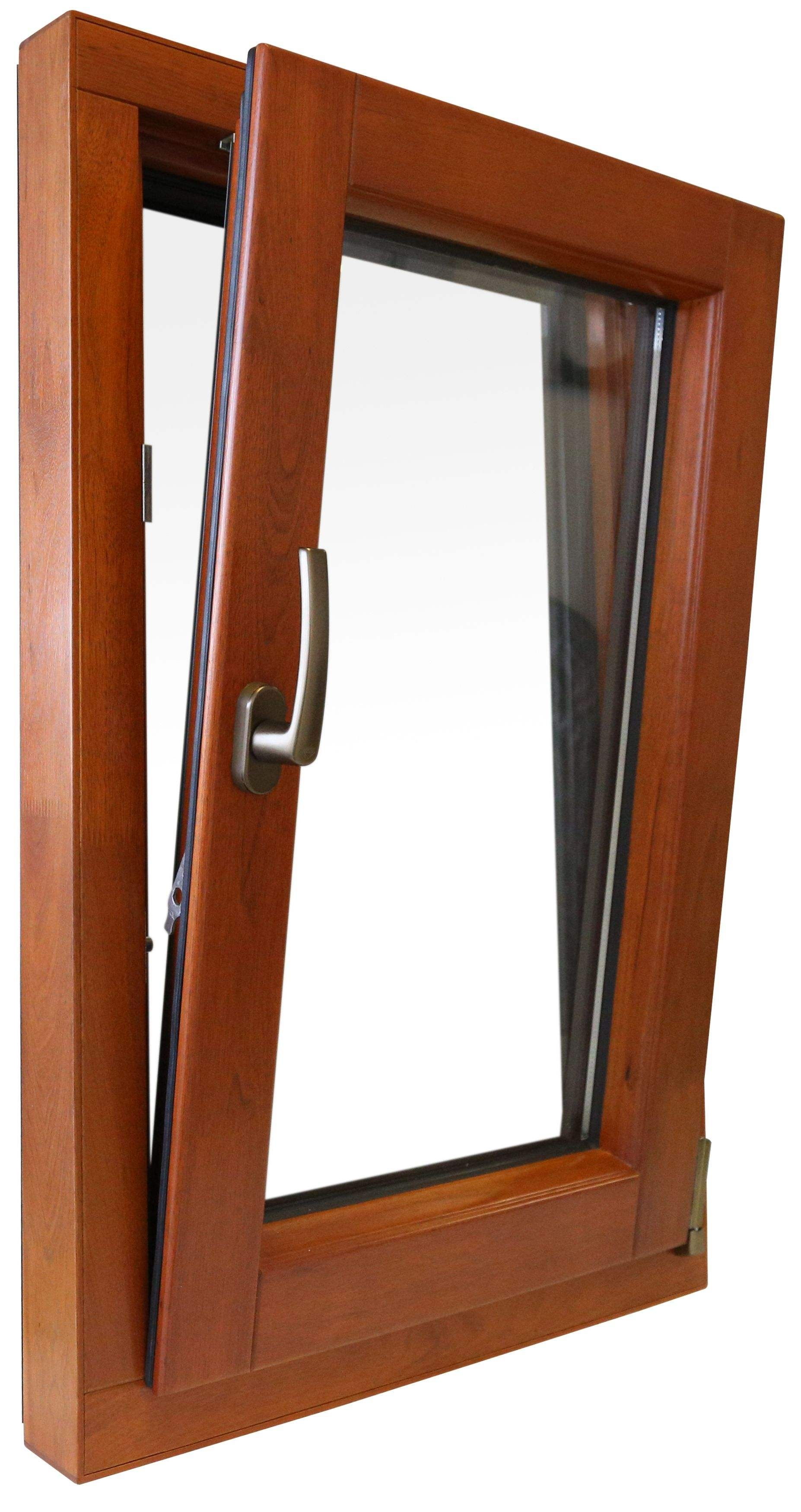 Aluminium Clad Wood Tilt & Turn Window 88 Series